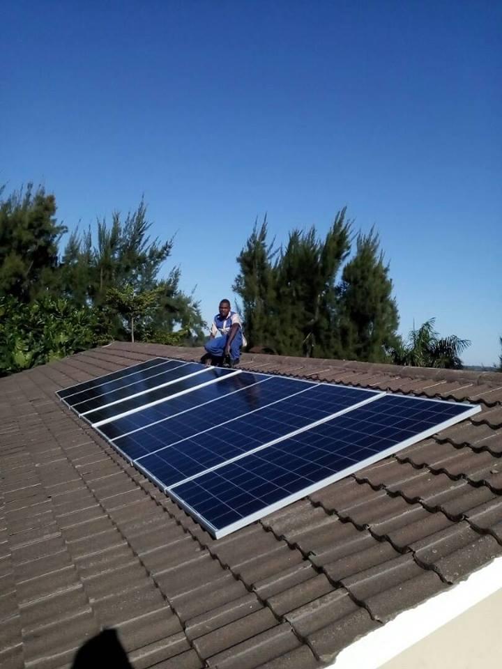 Solar Panels Installation Zimbabwe